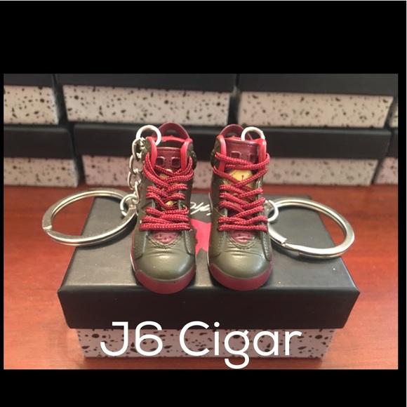 9b2a41c837f ... where to buy nike jordan 6 cigars 3d keychain 066d0 eae6a